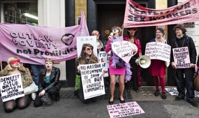 Legalising prostitution