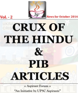 Crux of Hindu and PIB