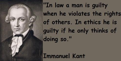 Overview of Kant's Philosophy