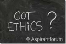 Ethics, Integrity Aptitude